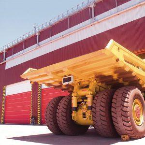 Heavy Industry Doors