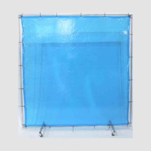 Protection Screen Blue