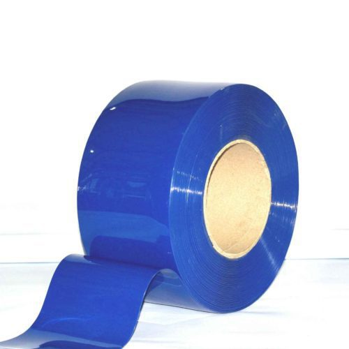 Opaque Blue PVC Bulk Rolls