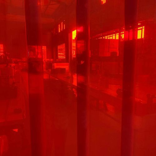 Welding Red PVC Bulk Rolls