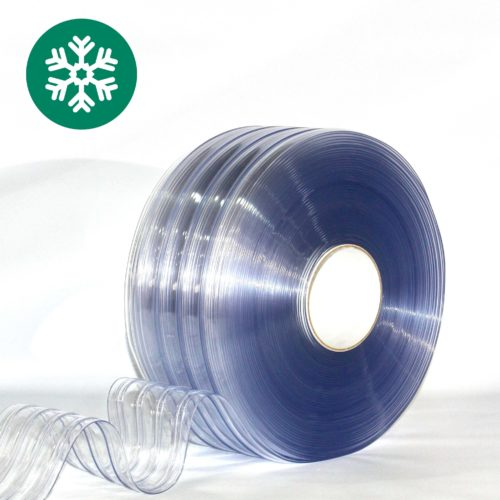 PVC Bulk Roll Polar Ribbed 200mm
