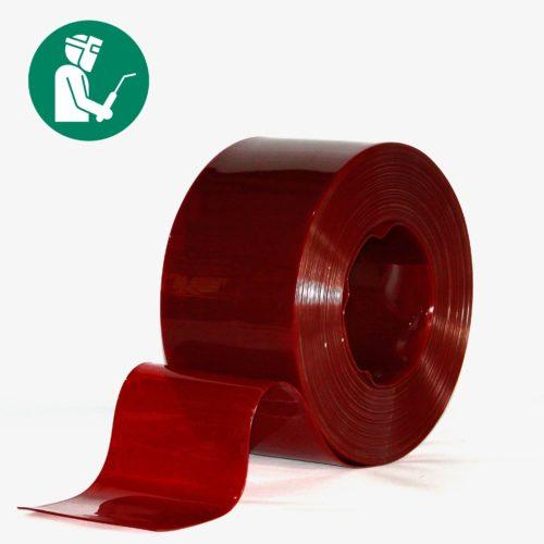 PVC Bulk Roll Welding Red
