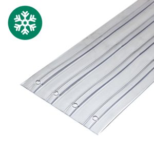 PVC replacement strips Polar Ribbed 200