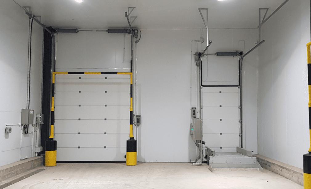 Grainfield Chickens Maxiflex Door Installation