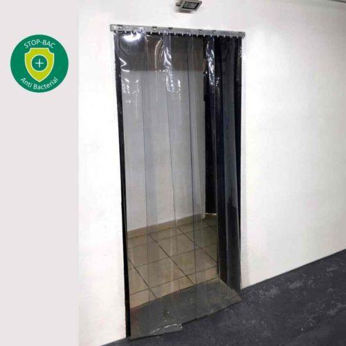 Stop Bac PVC Strip Curtain Kit